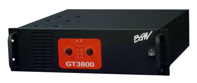 "BGW GT3800 Stereo/Mono Bridged Power Amplifier ""B"" Stock 120V"