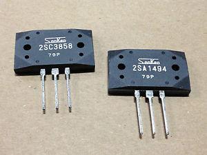 Sanken 2SC3858 79P Transistor